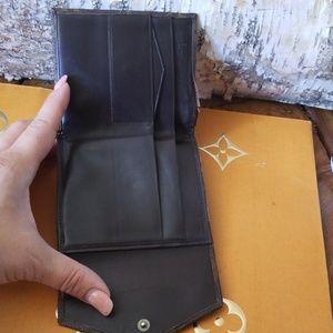 Louis Vuitton Accessories - Authentic Louis Vuitton vintage wallet